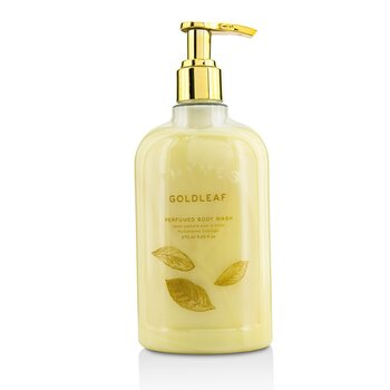 Thymes Goldleaf Perfumed Body Wash 270ml/9.25oz ladies fragrance