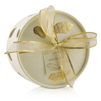 Thymes Goldleaf Perfumed Dusting Powder with Puff 85g/3oz