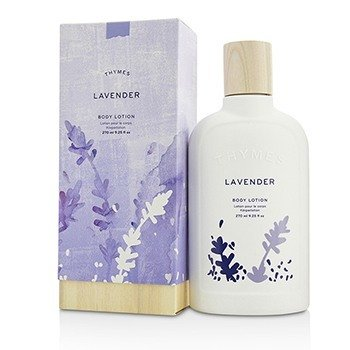 Thymes Lavender Body Lotion 270ml/9.25oz ladies fragrance