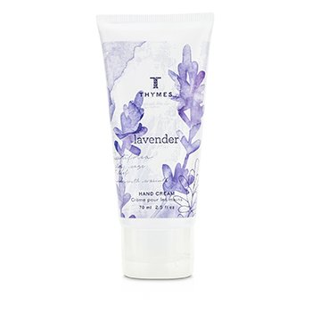 Thymes Lavender Hand Cream 70ml/2.5oz
