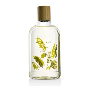 Thymes Olive Leaf Body Wash 270ml/9.25oz ladies fragrance