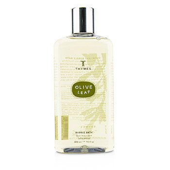 Thymes Olive Leaf Bubble Bath 360ml/12.25oz