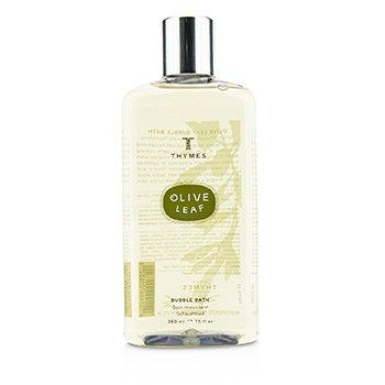 Thymes Olive Leaf Bubble Bath 360ml/12.25oz