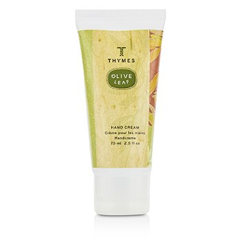 Thymes Olive Leaf Hand Cream 70ml/2.5oz