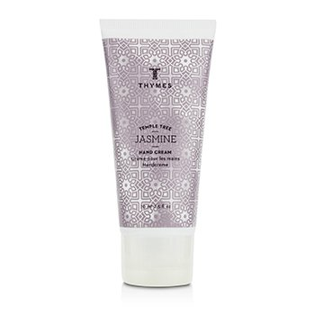 Thymes Temple Tree Jasmine Hand Cream 70ml/2.5oz