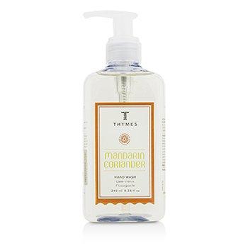 Thymes Mandarin Coriander Hand Wash 240ml/8.25oz ladies fragrance