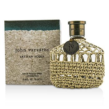 John VarvatosArtisan Acqua Eau De Toilette Spray 75ml/2.5oz