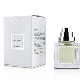 The Different Company Un Parfum De Sens & Bois Eau De Toilette Spray 50ml/1.7oz