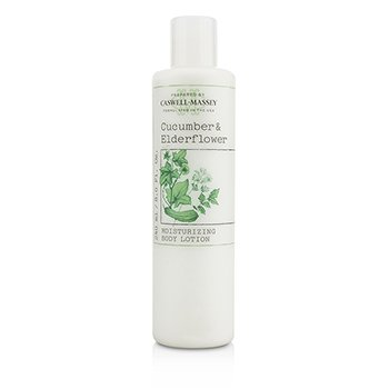 Caswell Massey Cucumber & Elderflower Mositurizing Body Lotion  240ml/8oz