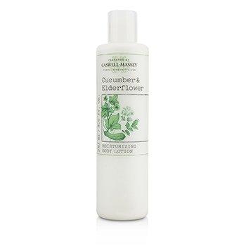 Caswell Massey Cucumber & Elderflower Mositurizing Body Lotion  240ml/8oz