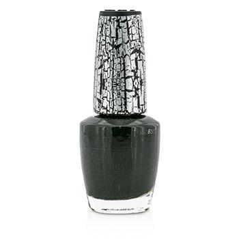 O.P.I 型色先锋指甲油 - #Black Shatter 15ml/0.5oz
