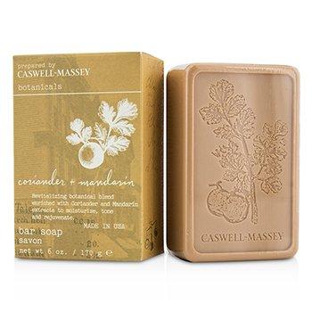 Caswell Massey Coriander & Mandarin Bar Soap  170g/6oz