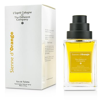 The Different Company Sienne D'Orange ��������� ���� ����� 90ml/3oz