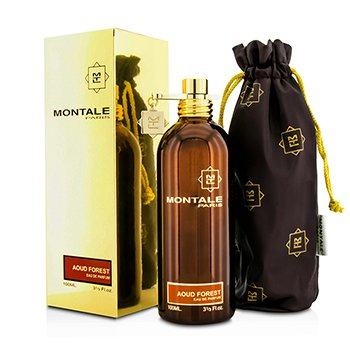Montale Aoud Forest Eau De Parfum Spray 100ml/3.4oz