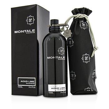 Montale Aoud Lime Eau De Parfum Spray 100ml/3.4oz
