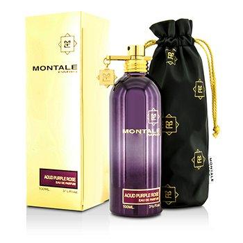 Montale Aoud Purple Rose Eau De Parfum Spray 100ml/3.4oz