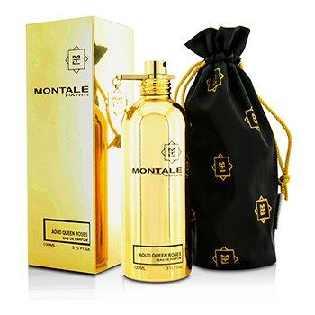Montale Aoud Queen Roses Eau De Parfum Spray 100ml/3.4oz