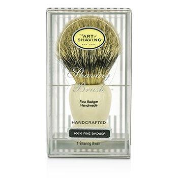 The Art Of ShavingFine Badger Brocha de Afeitar - Marfil 1pc