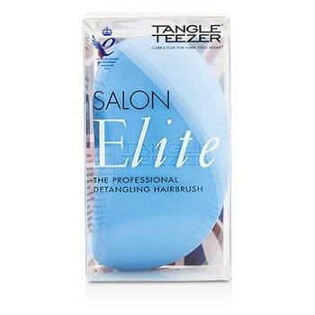 Tangle Teezer Salon Elite Professional Detangling Hair Brush – Blue Blush (For Wet & Dry Hair) 1pc