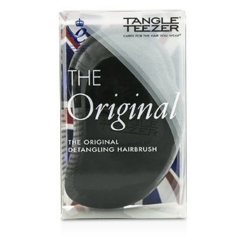 Tangle Teezer The Original Detangling Hair Brush - # Panther Black (For Wet & Dry Hair) 1pc 18800056209