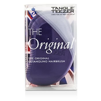 Tangle Teezer The Original Detangling Hair Brush – # Plum Delicious (For Wet & Dry Hair) 1pc
