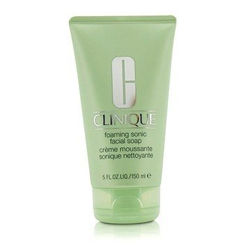 CliniqueFoaming Sonic Facial Soap 150ml/5oz