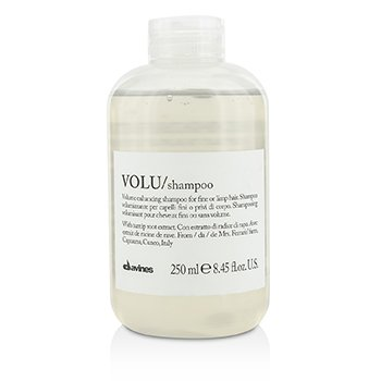 DavinesVolu Volume Enhancing Shampoo (For Fine or Limp Hair) 250ml/8.45oz