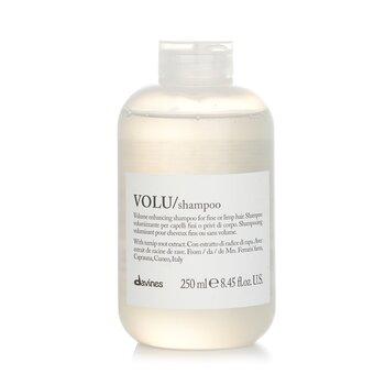 DavinesVolu Volume Enhancing Shampoo (For Fine or Limp Hair) 250ml/8.45oz