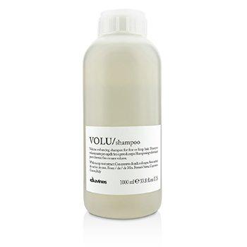 DavinesVolu Volume Enhancing Shampoo (For Fine or Limp Hair) 1000ml/33.8oz