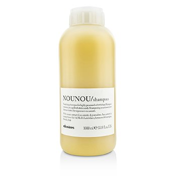 DavinesNounou Nourishing Shampoo (For Highly Processed or Brittle Hair) 1000ml/33.8oz