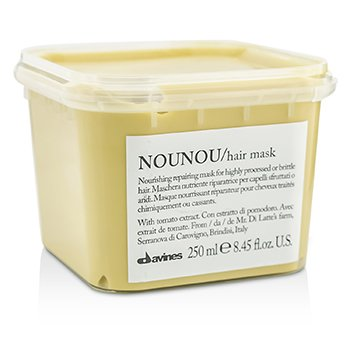 DavinesNounou Nourishing Repairing Mask (For Highly Processed or Brittle Hair) 250ml/8.45oz
