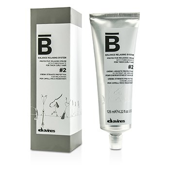 Davines Balance Relaxing System Protective Relaxing Cream # 2 (For Thick Curly H hair care