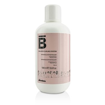 DavinesBalance Curling System Extra Delicate Neutralizer Conditioning Protecting PH3.0 1000ml/33.8oz