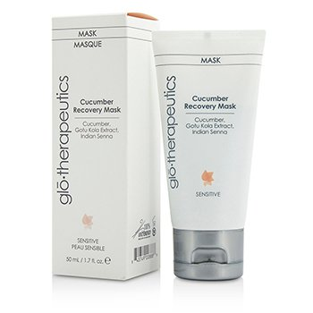 Glotherapeutics Cucumber Recovery Mask 50ml/1.7oz