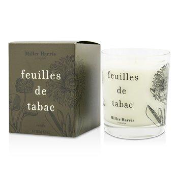 Miller Harris Candle - Feuilles De Tabac 185g/6.5oz