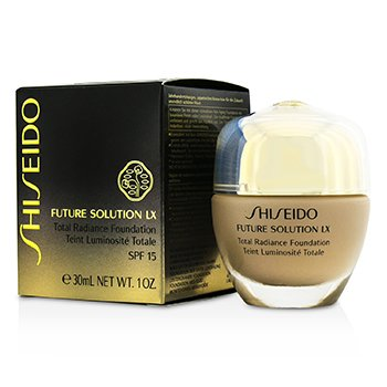 Shiseido Future Solution LX Total Radiance Base SPF15 - #B20 Natural Light Beige  30ml/1oz