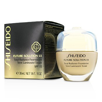 Shiseido Future Solution LX Total Radiance Foundation SPF15 - #I20 Natural Light Ivory  30ml/1oz