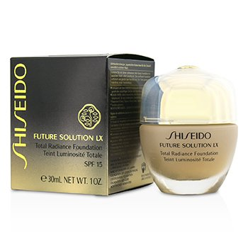 Shiseido Future Solution LX Total Radiance Foundation SPF15 - #I60 Natural Deep Ivory  30ml/1oz