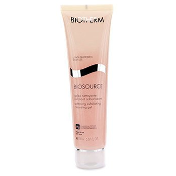 Biotherm Biosource Softening Exfoliating Cleansing Gel (For Dry Skin)  150ml/5.07oz