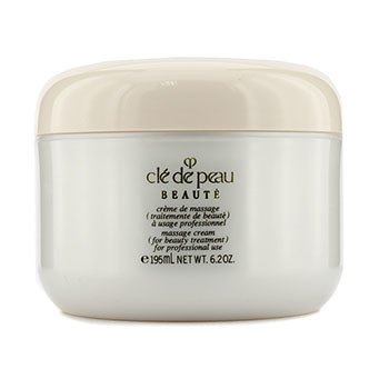Cle De Peau Krem do masa�u Massage Cream (du�a pojemno��)  195ml/6.2oz