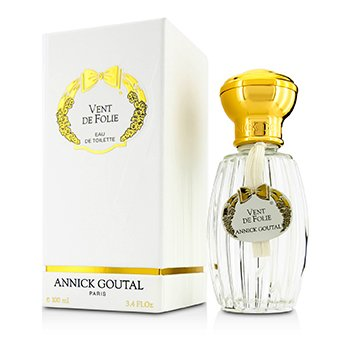 Annick GoutalVent De Folie Eau De Toilette Spray 100ml/3.4oz