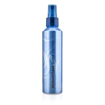 SebastianShine Define Shine and Flexible Hold Hairspray 200ml/6.8oz