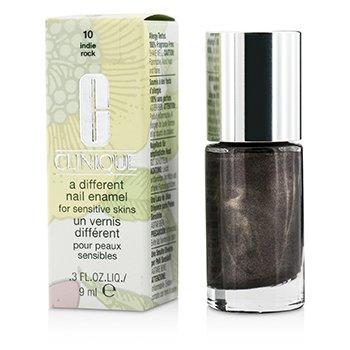 Clinique A Different Nail Enamel For Sensitive Skins - #10 Indie Rock 9ml/0.3oz