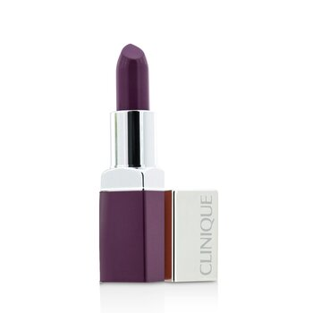 Clinique Clinique Pop Lip Colour + Primer - # 16 Grape Pop  3.9g/0.13oz