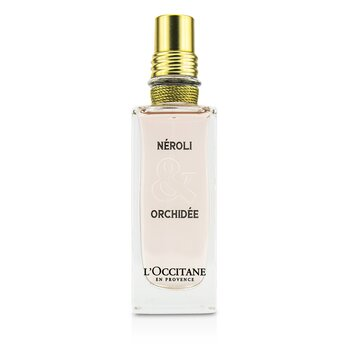 L'OccitaneNeroli & Orchidee Eau De Toilette Spray 75ml/2.5oz