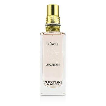 L'OccitaneNeroli & Orchidee Eau De Toilette Spray 75ml/2.5oz