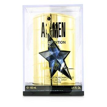 Thierry Mugler A*Men Gold Edition Eau De Toilette Refillable Metal Spray  100ml/3.4oz