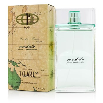 Alviero Martini ( Made In Italy ) Sandalo From Oceania Eau De Cologne Spray 100ml/3.4oz