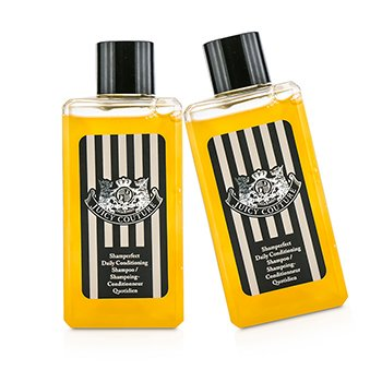Juicy Couture Shamperfect Daily Conditioning Shampoo Duo Pack (Unboxed)  2x100ml/3.4oz