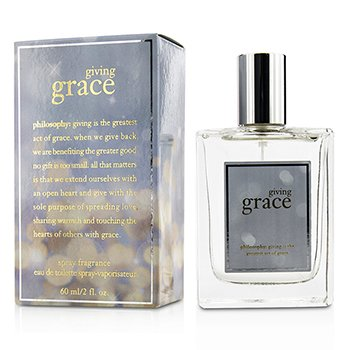 PhilosophyGiving Grace Eau De Toilette Spray 60ml/2oz